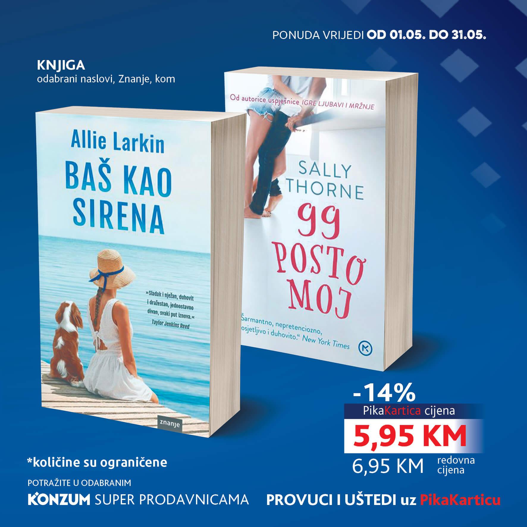 KONZUM Katalog PIKA Kartica AKCIJA MAJ 2021 01.05.2021. 31.05.2021. Page 25