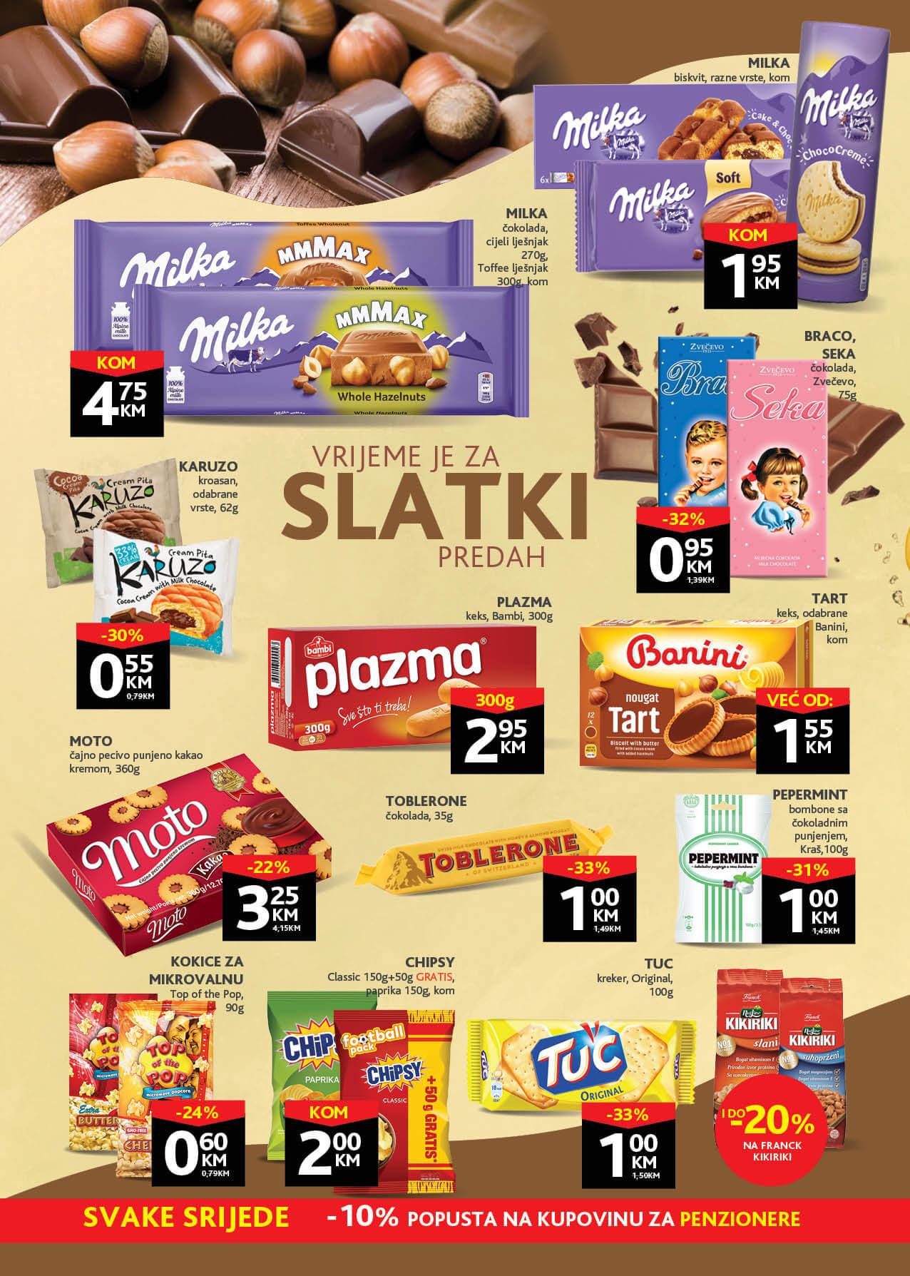 KONZUM Redovni katalog MAJ JUN 2021 24.05.2021. 03.06.2021. ekatalozi.com 1 Page 14