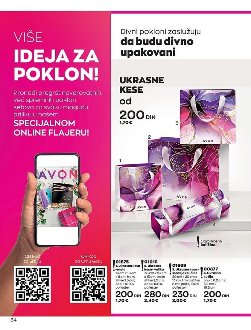 AVON Katalog JUL 2021 eKatalozi.com 1.7.2021. 31.7.2021 20210630 130025 34