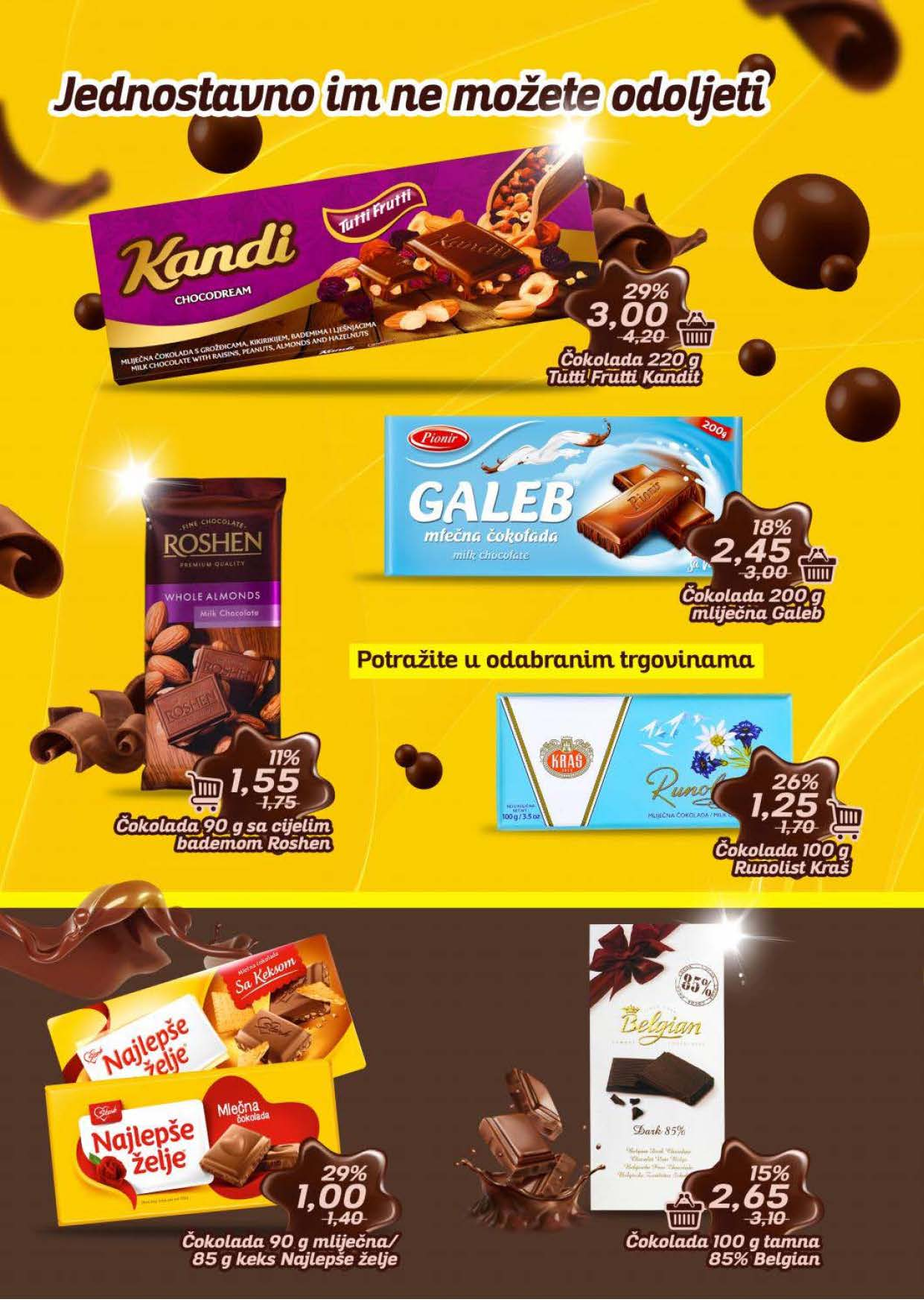 BINGO Katalog Dani cokolade JUL 2021 1.7.2021. 7.7.2021. Page 2