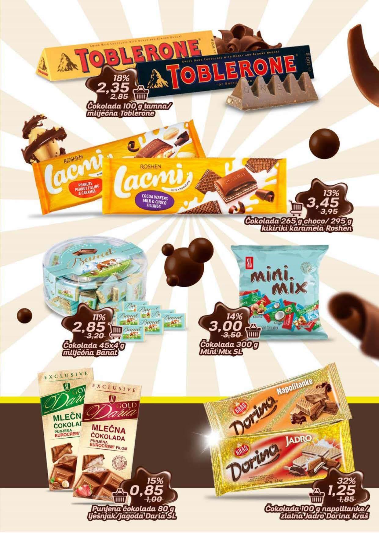 BINGO Katalog Dani cokolade JUL 2021 1.7.2021. 7.7.2021. Page 3