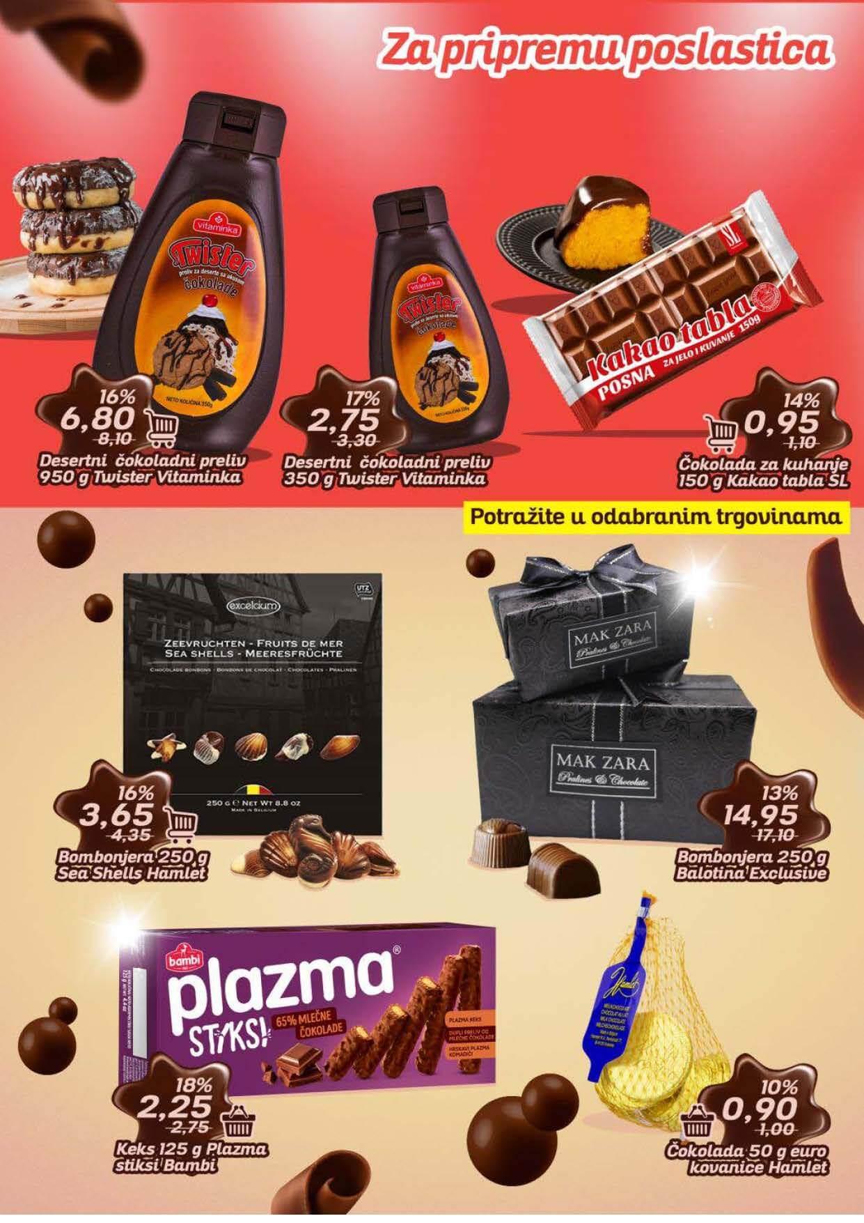 BINGO Katalog Dani cokolade JUL 2021 1.7.2021. 7.7.2021. Page 4