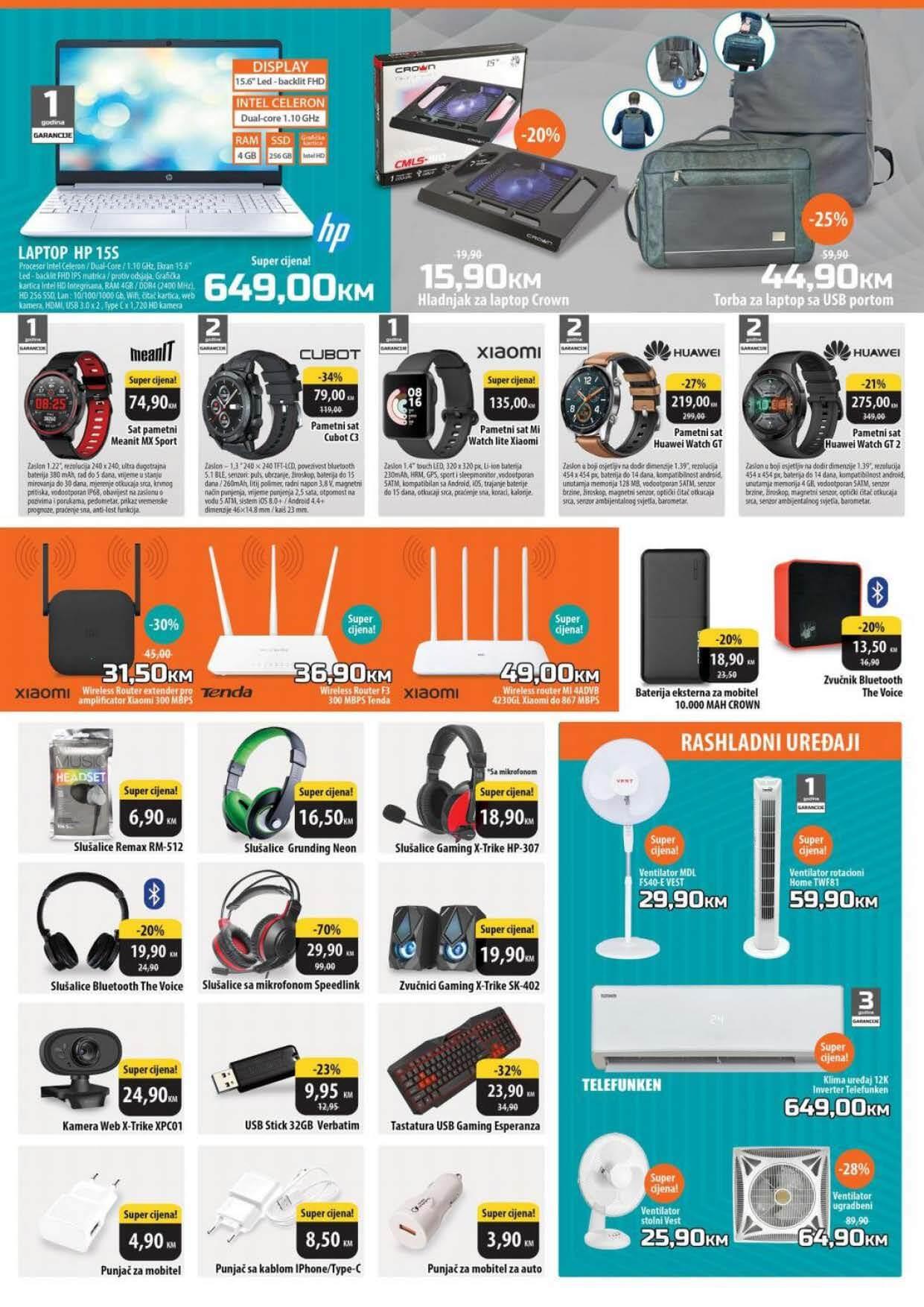 BINGO Katalog Katalog tehnike JUN i JUL 2021 11.6. 11.7. eKatalozi.com PR Page 4