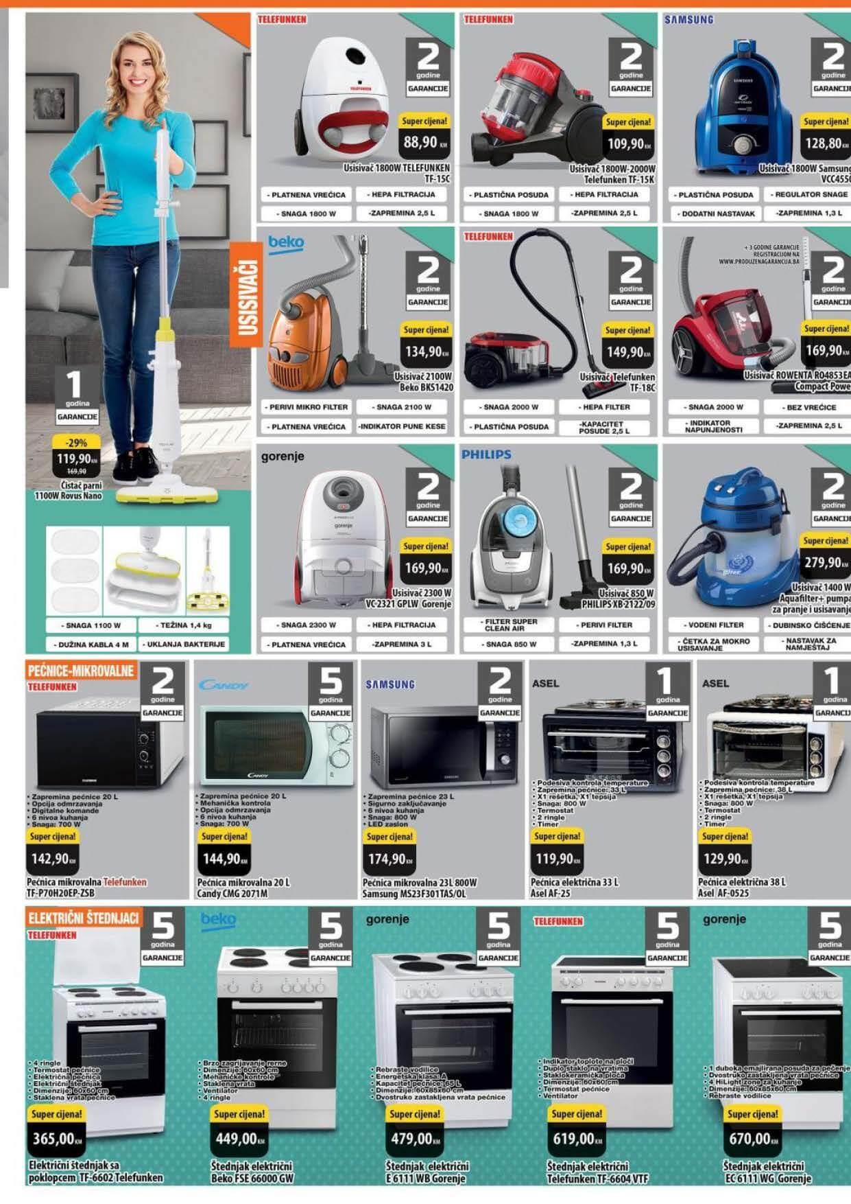 BINGO Katalog Katalog tehnike JUN i JUL 2021 11.6. 11.7. eKatalozi.com PR Page 5