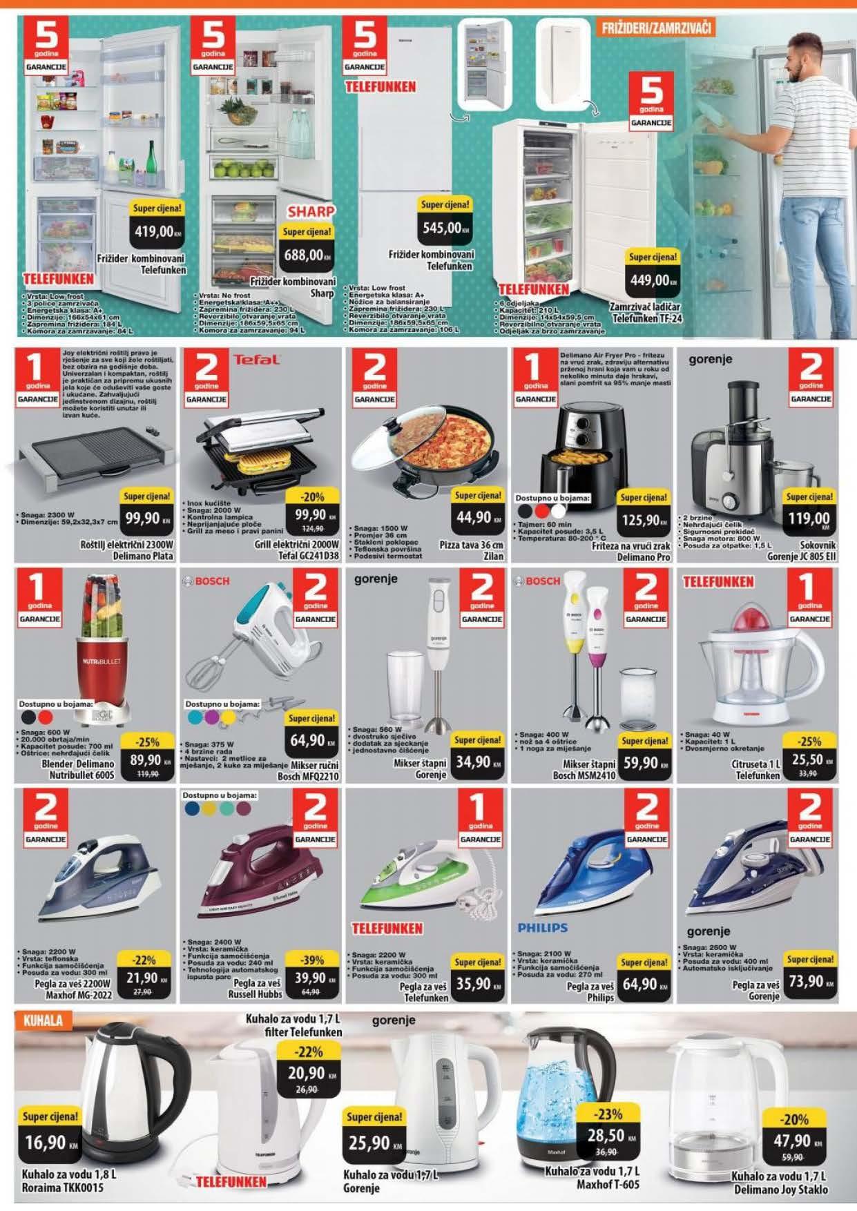 BINGO Katalog Katalog tehnike JUN i JUL 2021 11.6. 11.7. eKatalozi.com PR Page 7