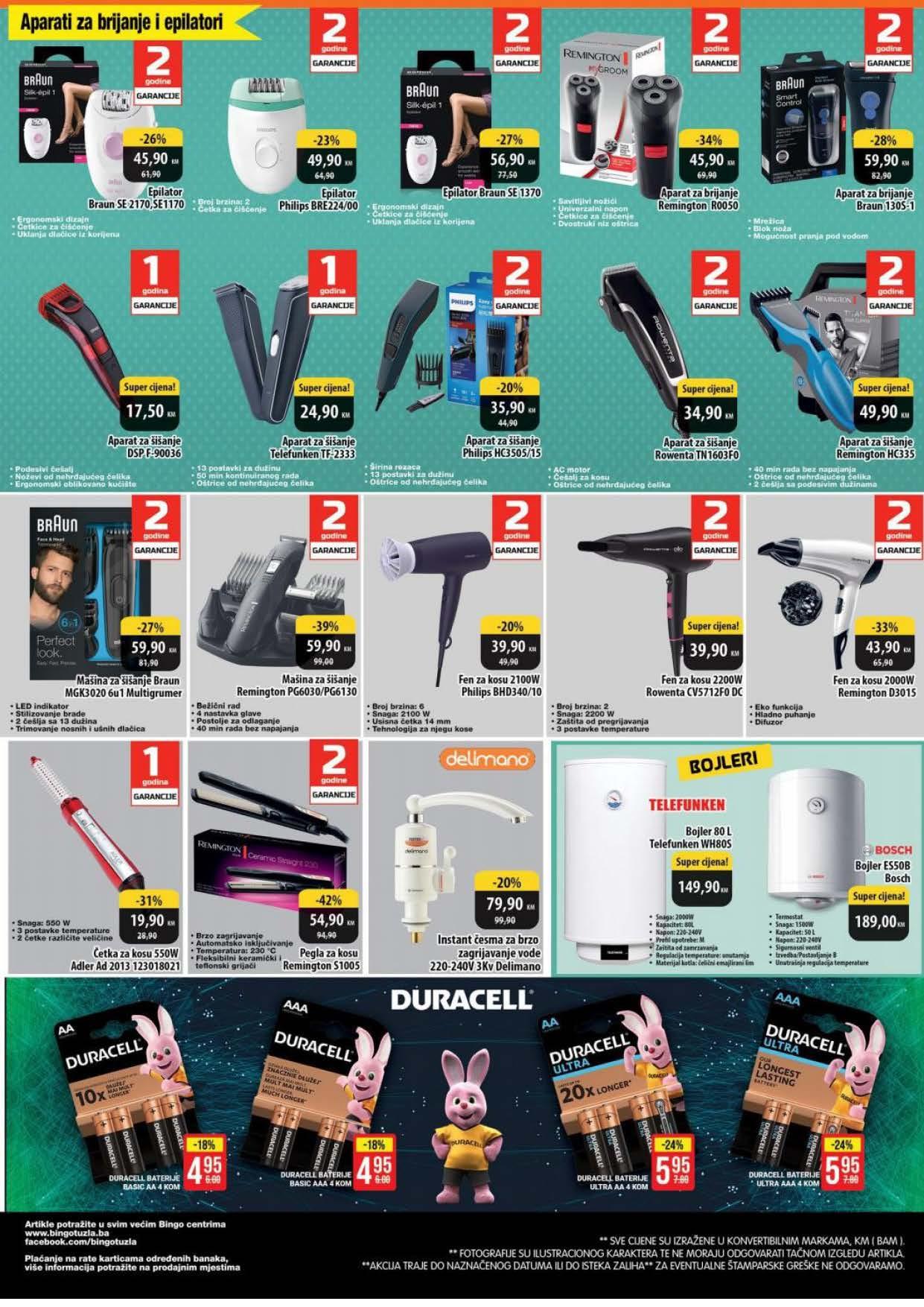 BINGO Katalog Katalog tehnike JUN i JUL 2021 11.6. 11.7. eKatalozi.com PR Page 8