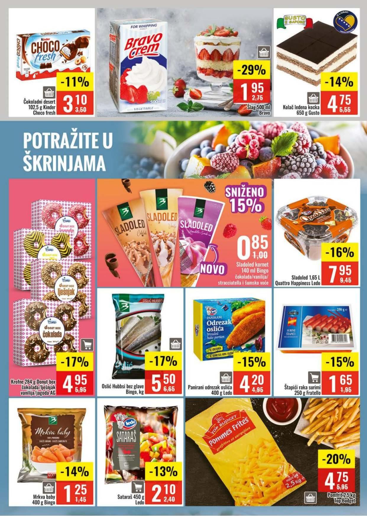 BINGO Katalog Kataloska akcija JUN 2021 15.6. 27.6. eKatalozi.com PR Page 06