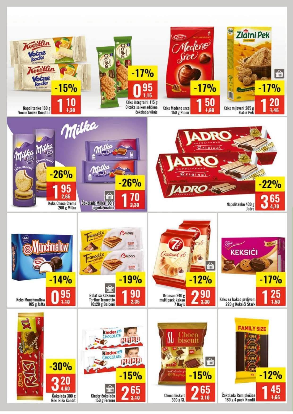 BINGO Katalog Kataloska akcija JUN 2021 15.6. 27.6. eKatalozi.com PR Page 10