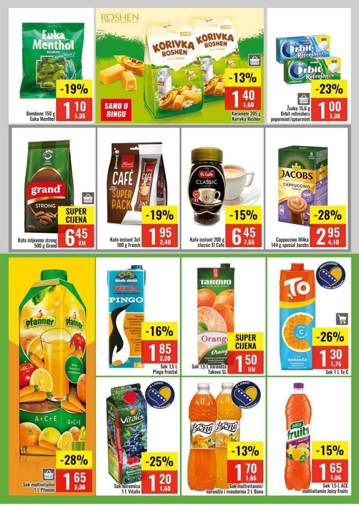 BINGO Katalog Kataloska akcija JUN 2021 15.6. 27.6. eKatalozi.com PR Page 11