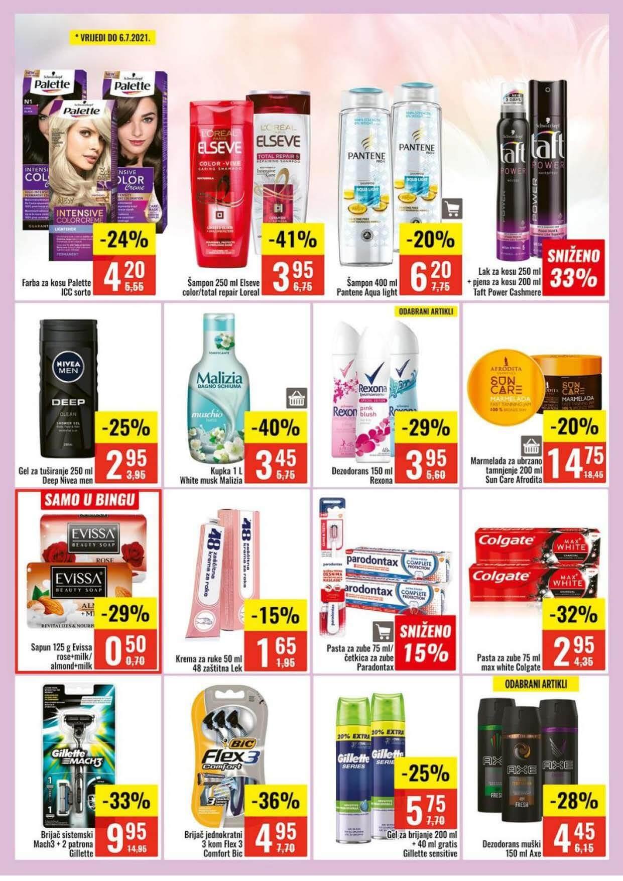 BINGO Katalog Kataloska akcija JUN 2021 15.6. 27.6. eKatalozi.com PR Page 13