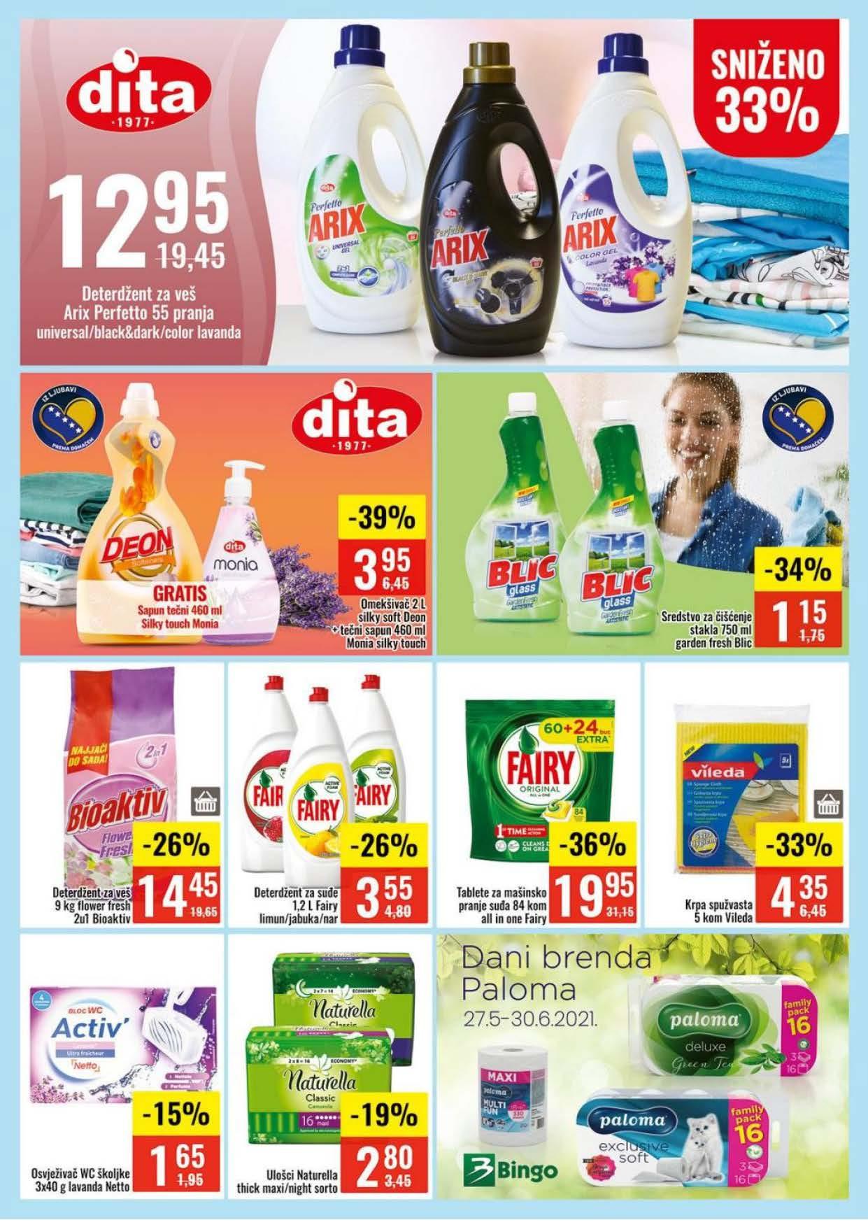 BINGO Katalog Kataloska akcija JUN 2021 15.6. 27.6. eKatalozi.com PR Page 14