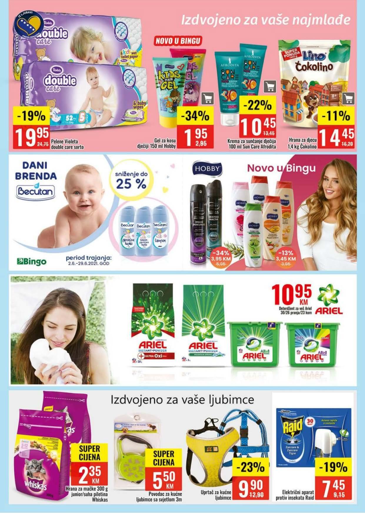 BINGO Katalog Kataloska akcija JUN 2021 15.6. 27.6. eKatalozi.com PR Page 15