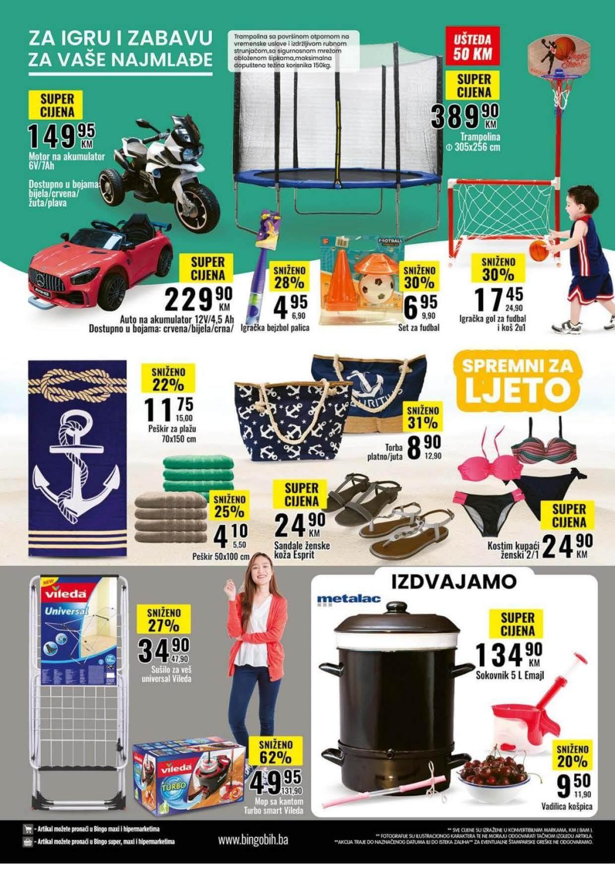 BINGO Katalog Kataloska akcija JUN 2021 15.6. 27.6. eKatalozi.com PR Page 16