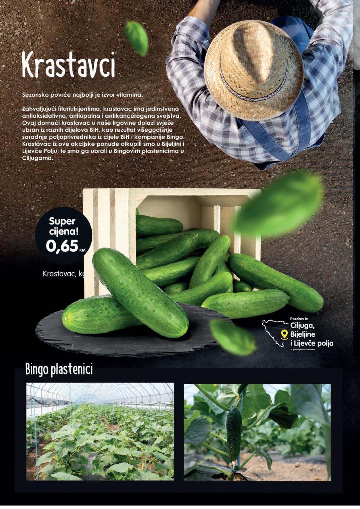 BINGO Katalog Kupuj pametno kupuj domace JUN JUL 2021 28.6.2021. 4.7.2021. Page 2