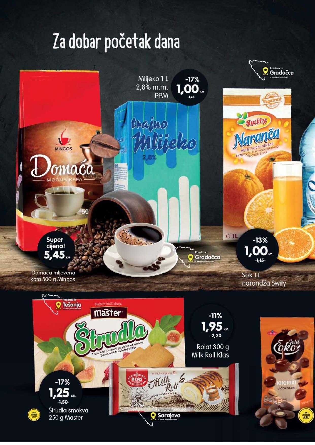 BINGO Katalog Kupuj pametno kupuj domace JUN JUL 2021 28.6.2021. 4.7.2021. Page 6