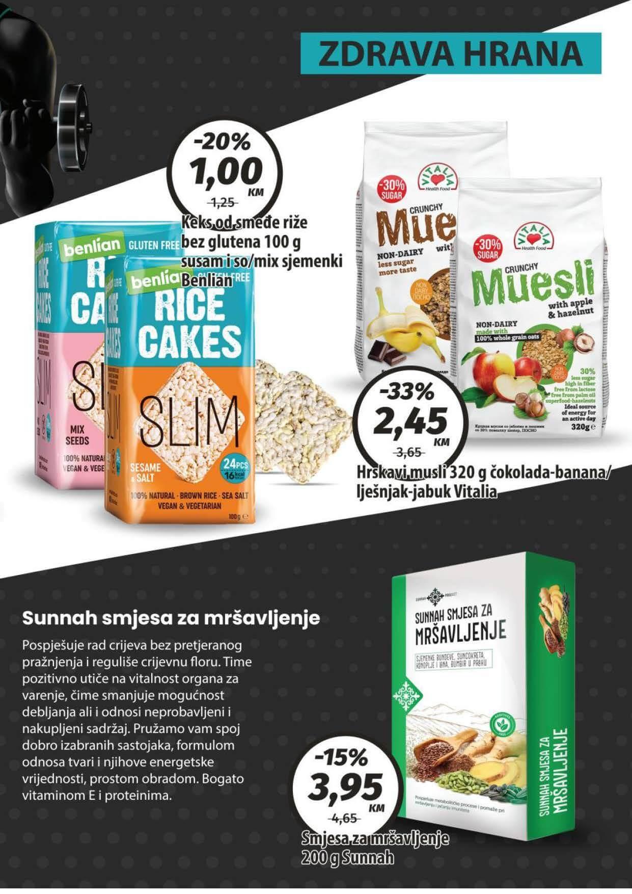 BINGO Katalog Magazin PLUS JUN i JUL 2021 15.6. 9.7. eKatalozi.com PR Page 21