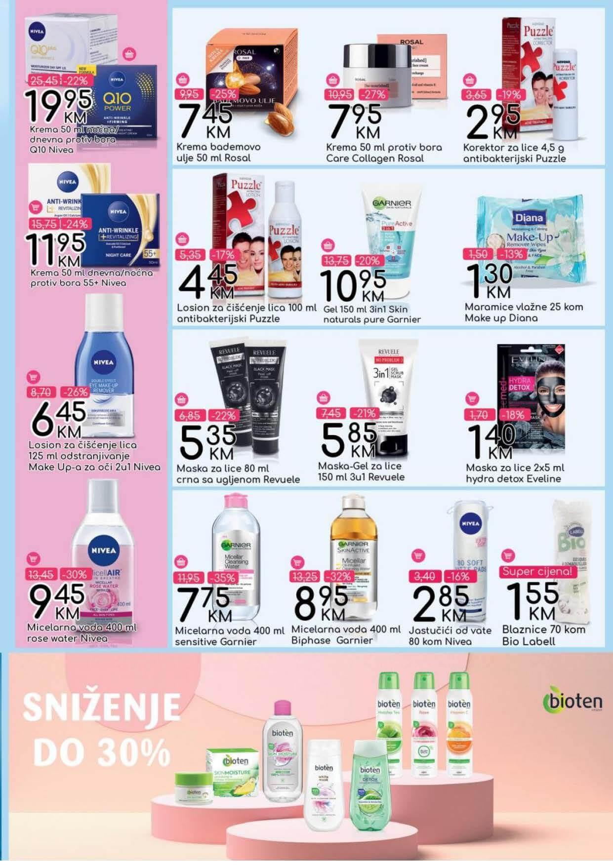 BINGO Katalog Spremni za ljeto JUN JUL 2021 25.6.2021. 25.7.2021. Page 07