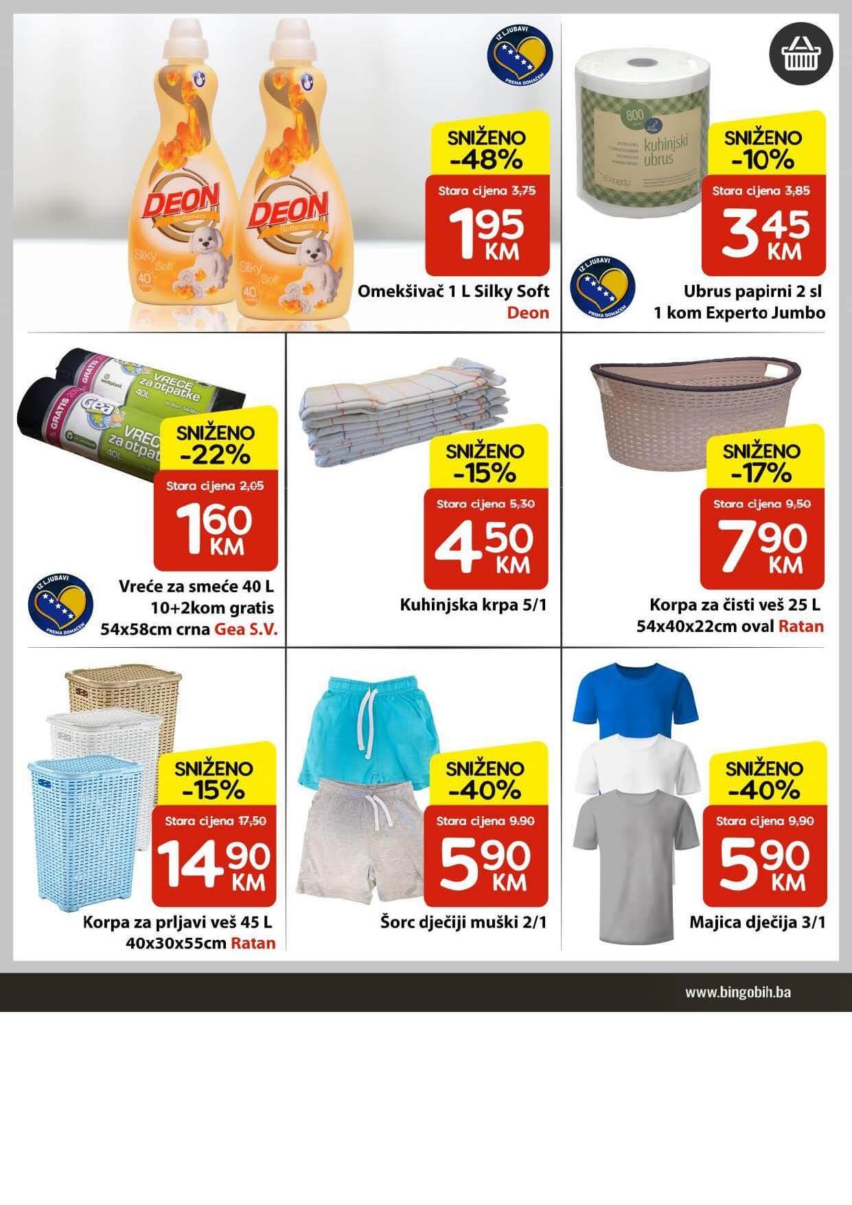 BINGO Katalog U Bingu vikend akcija traje cetiri dana JUN 2021 10.06. 13.06. Page 5