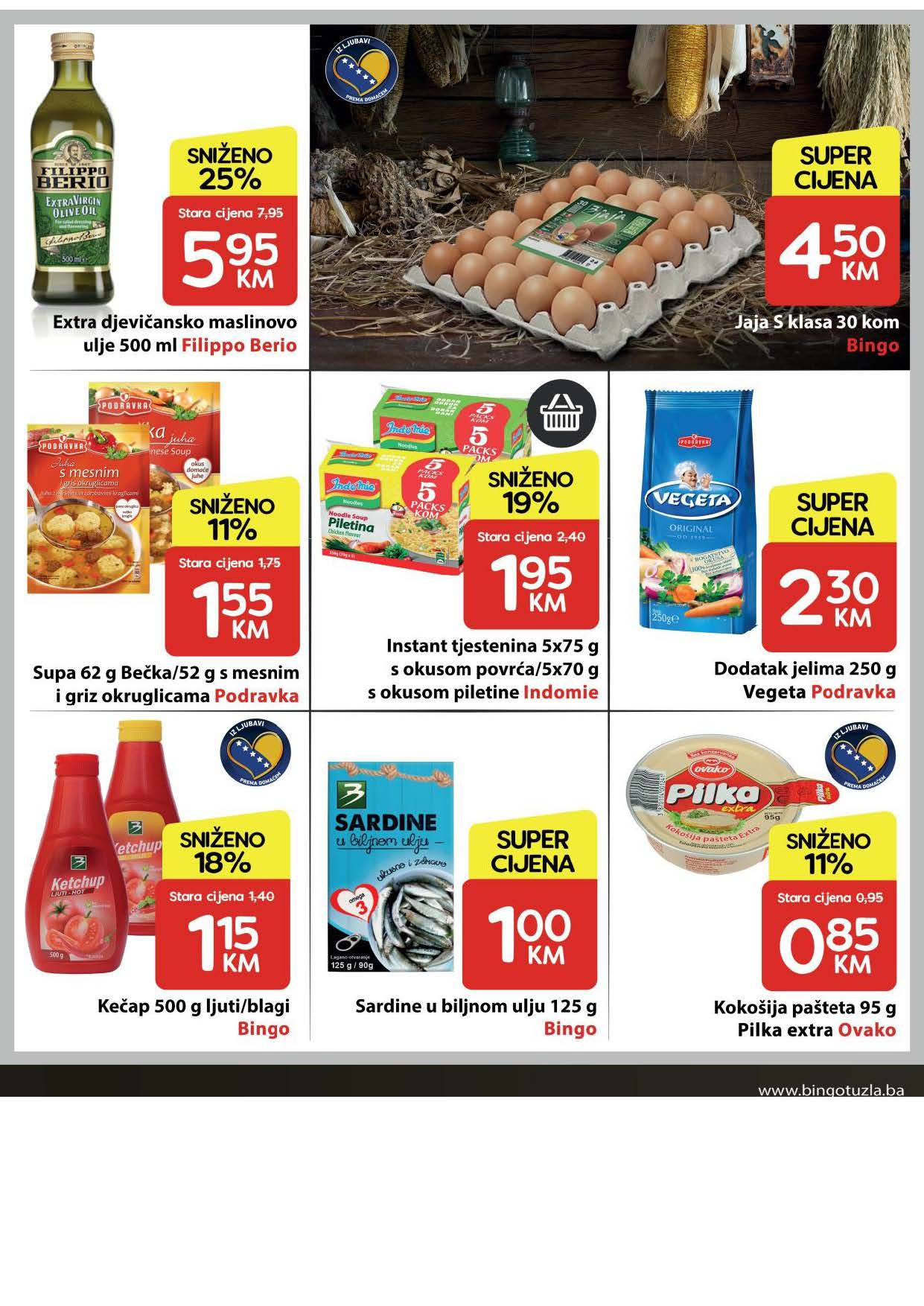BINGO Katalog U Bingu vikend akcija traje cetiri dana JUN 2021 17.6. 20.6. eKatalozi.com PR Page 3