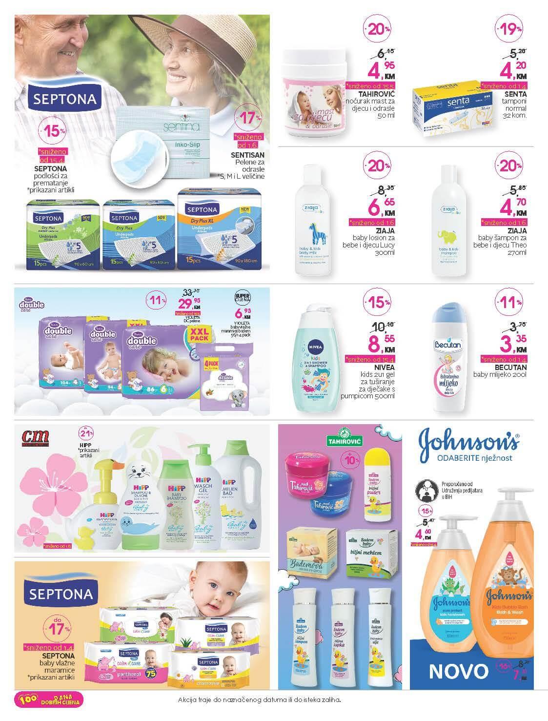 COSMETIC MARKET CM Katalog Akcija JUN 2021 11.6. 25.6. ekatalozi.com Page 16
