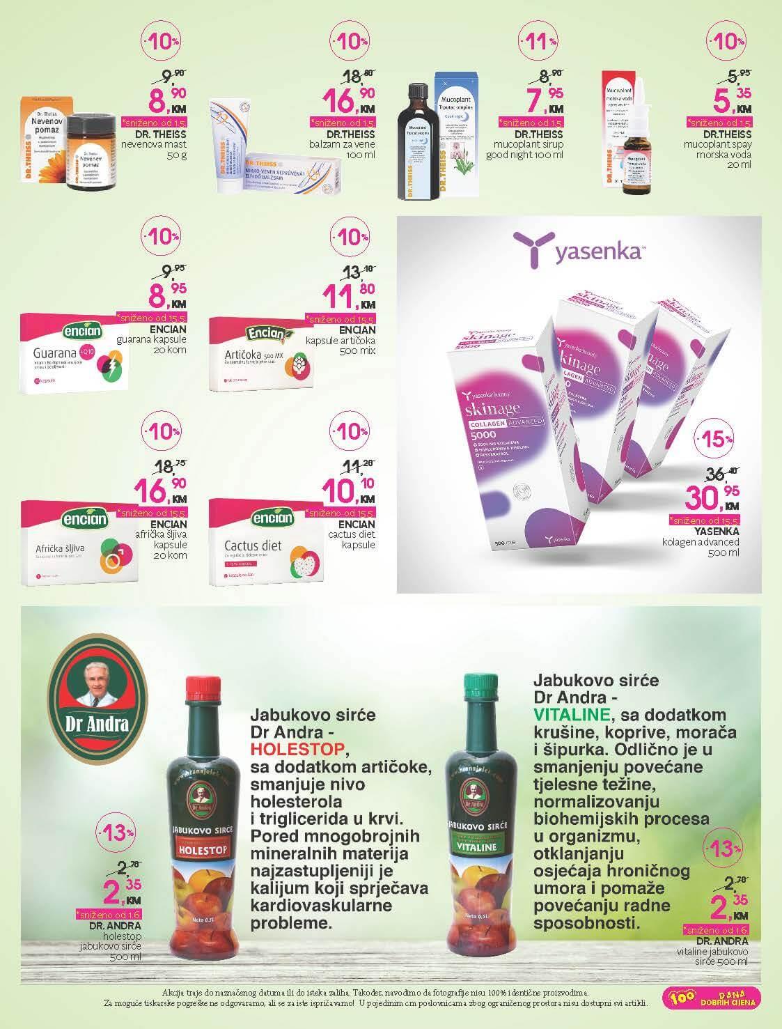 COSMETIC MARKET CM Katalog Akcija JUN 2021 11.6. 25.6. ekatalozi.com Page 24