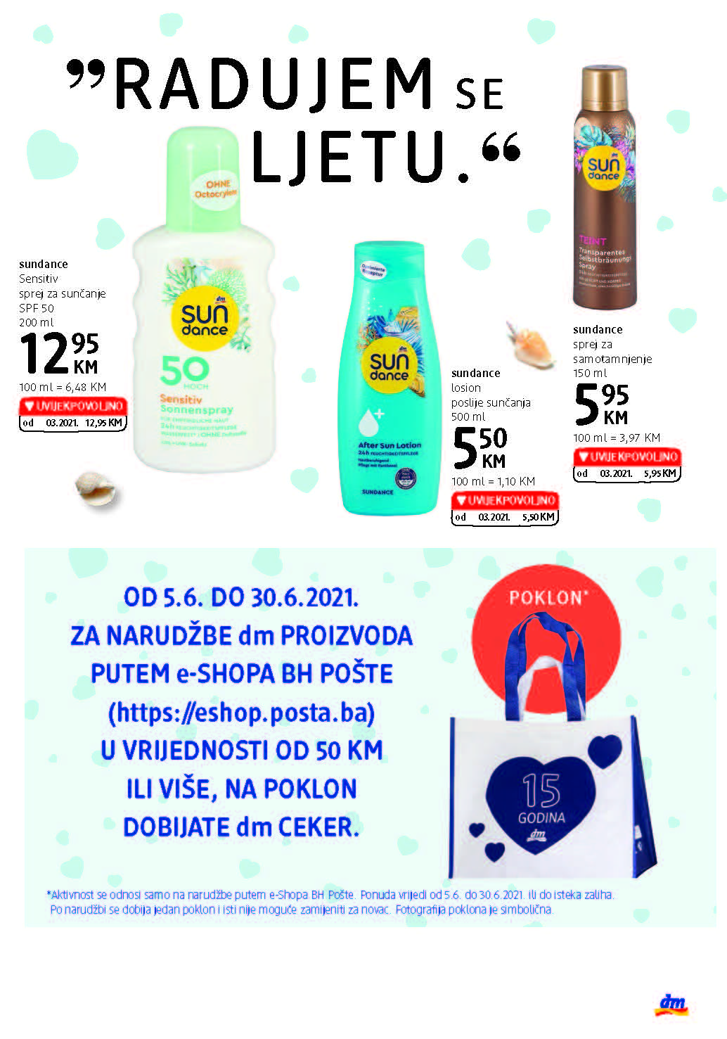 DM Katalog BiH JUN 2021 09.06. 22.06. eKatalozi.com PR Page 03