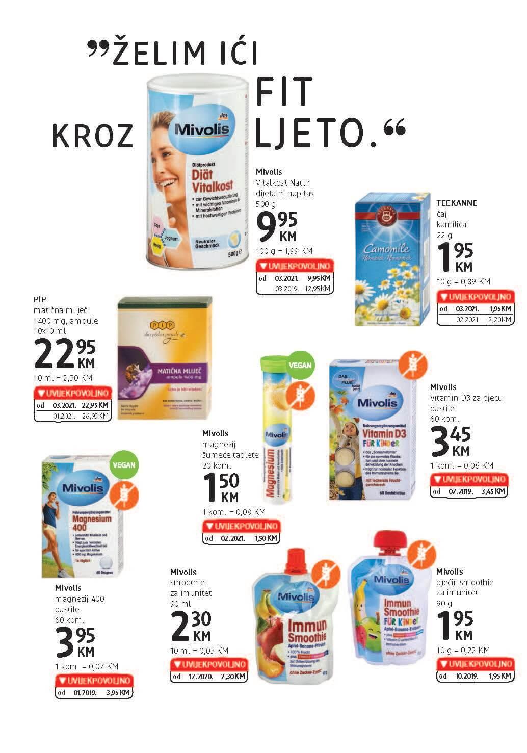 DM Katalog BiH JUN 2021 09.06. 22.06. eKatalozi.com PR Page 20