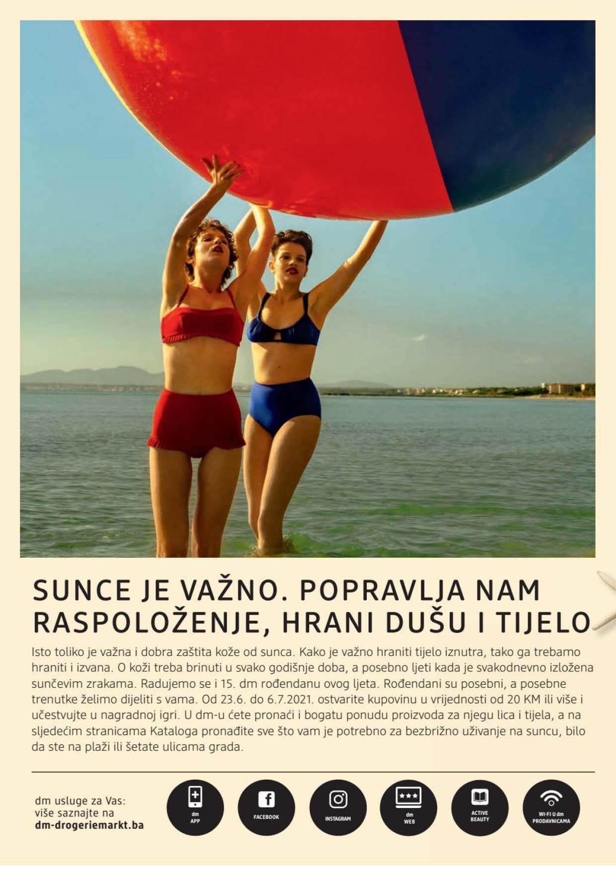 DM Katalog BiH JUN JUL 2021 23.6.2021. 6.7.2021. eKatalozi.com PR Page 02