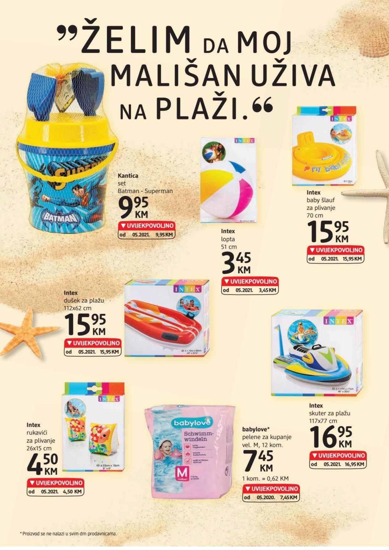 DM Katalog BiH JUN JUL 2021 23.6.2021. 6.7.2021. eKatalozi.com PR Page 06