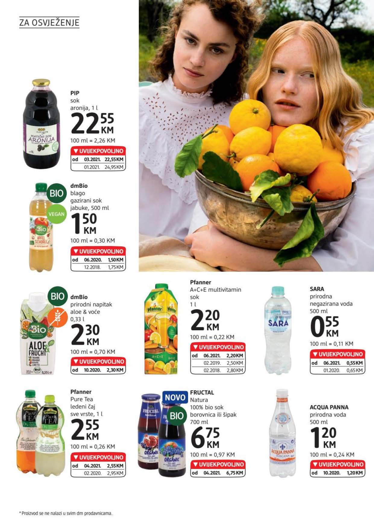 DM Katalog BiH JUN JUL 2021 23.6.2021. 6.7.2021. eKatalozi.com PR Page 18
