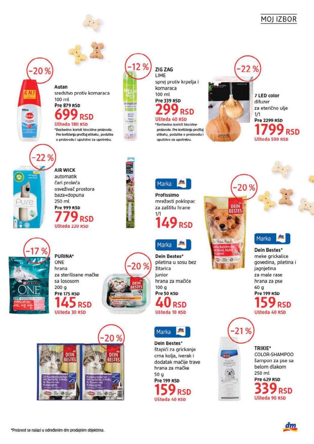 DM Katalog SRBIJA JUL 2021 ekatalozi.com PR Page 39
