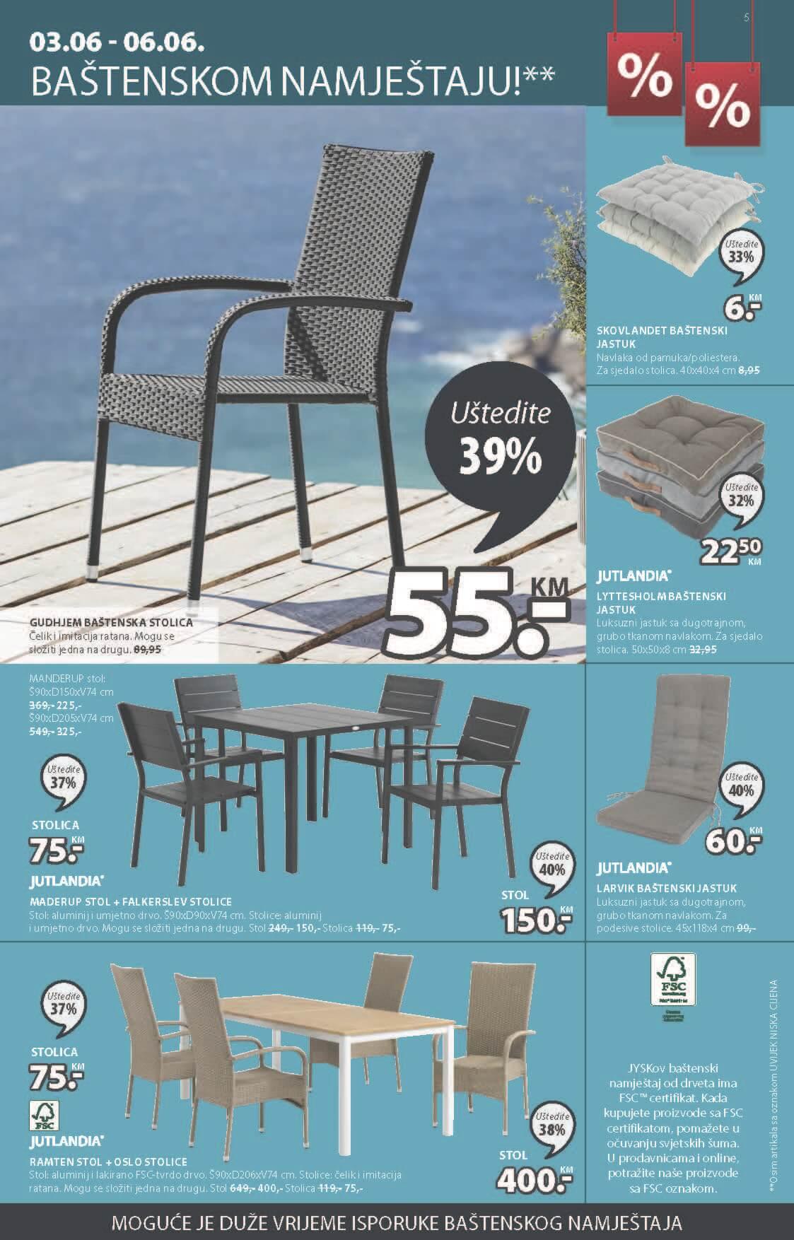 JYSK Katalog Akcijska rasprodaja JUN 2021 03.06. 16.06 eKatalozi.com PR Page 06