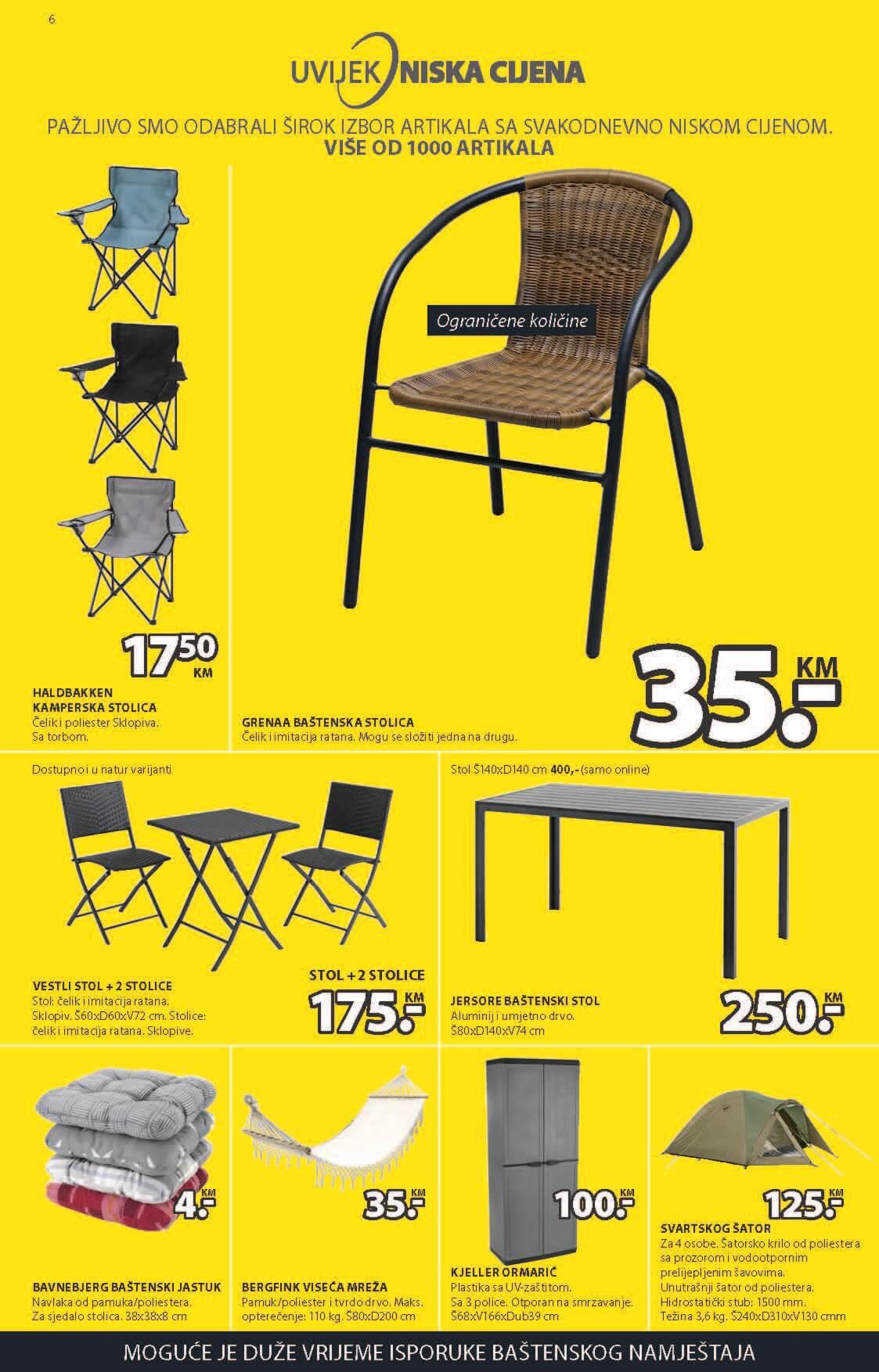 JYSK Katalog Akcijska rasprodaja JUN 2021 03.06. 16.06 eKatalozi.com PR Page 07