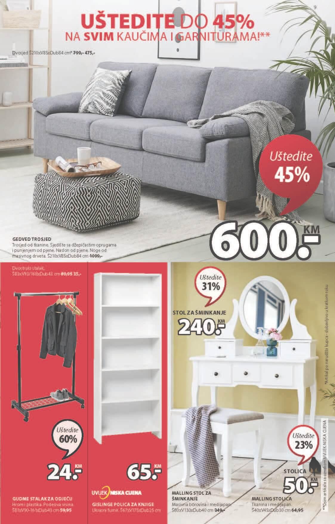 JYSK Katalog Akcijska rasprodaja JUN 2021 03.06. 16.06 eKatalozi.com PR Page 10