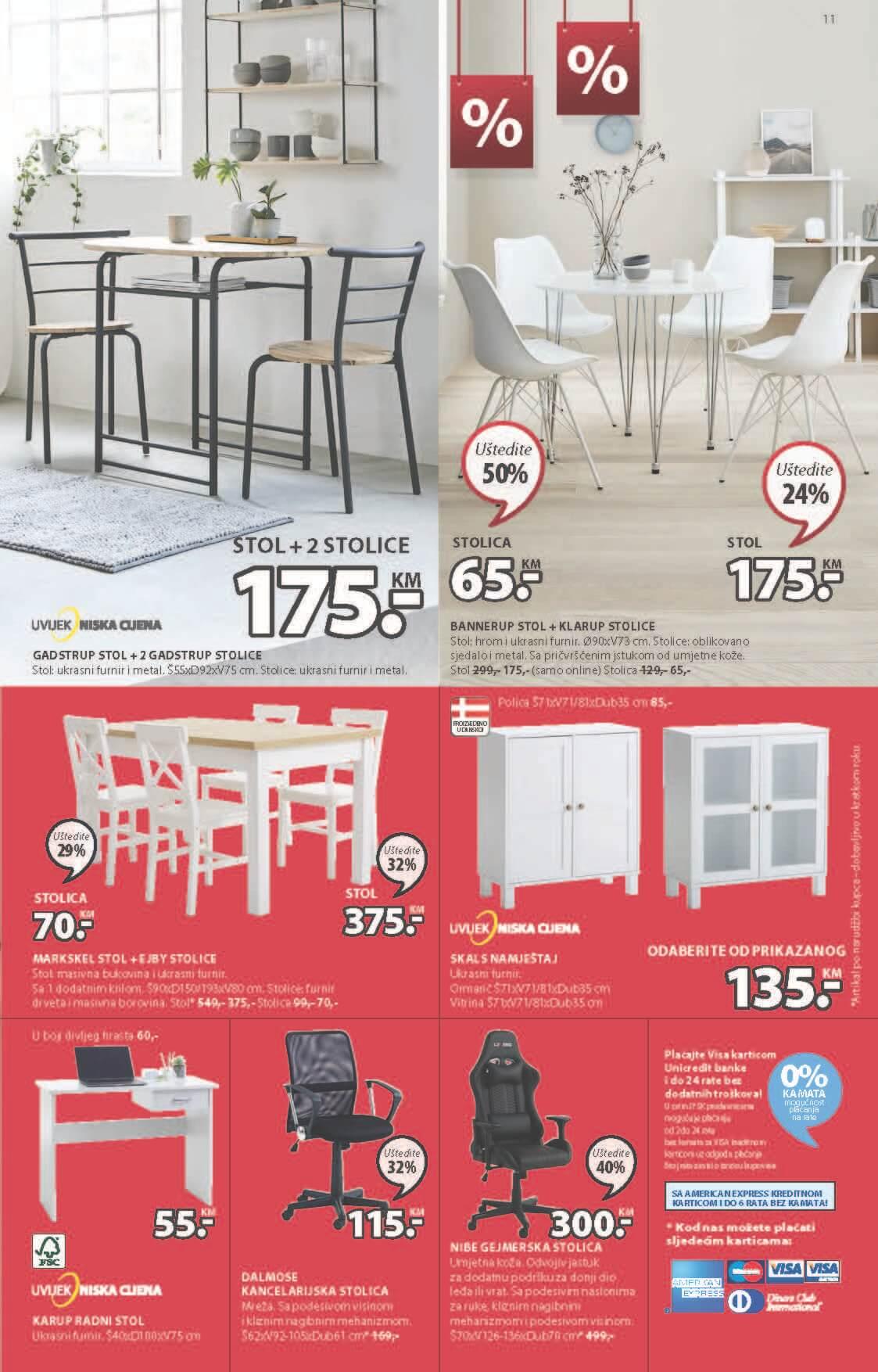 JYSK Katalog Akcijska rasprodaja JUN 2021 03.06. 16.06 eKatalozi.com PR Page 12