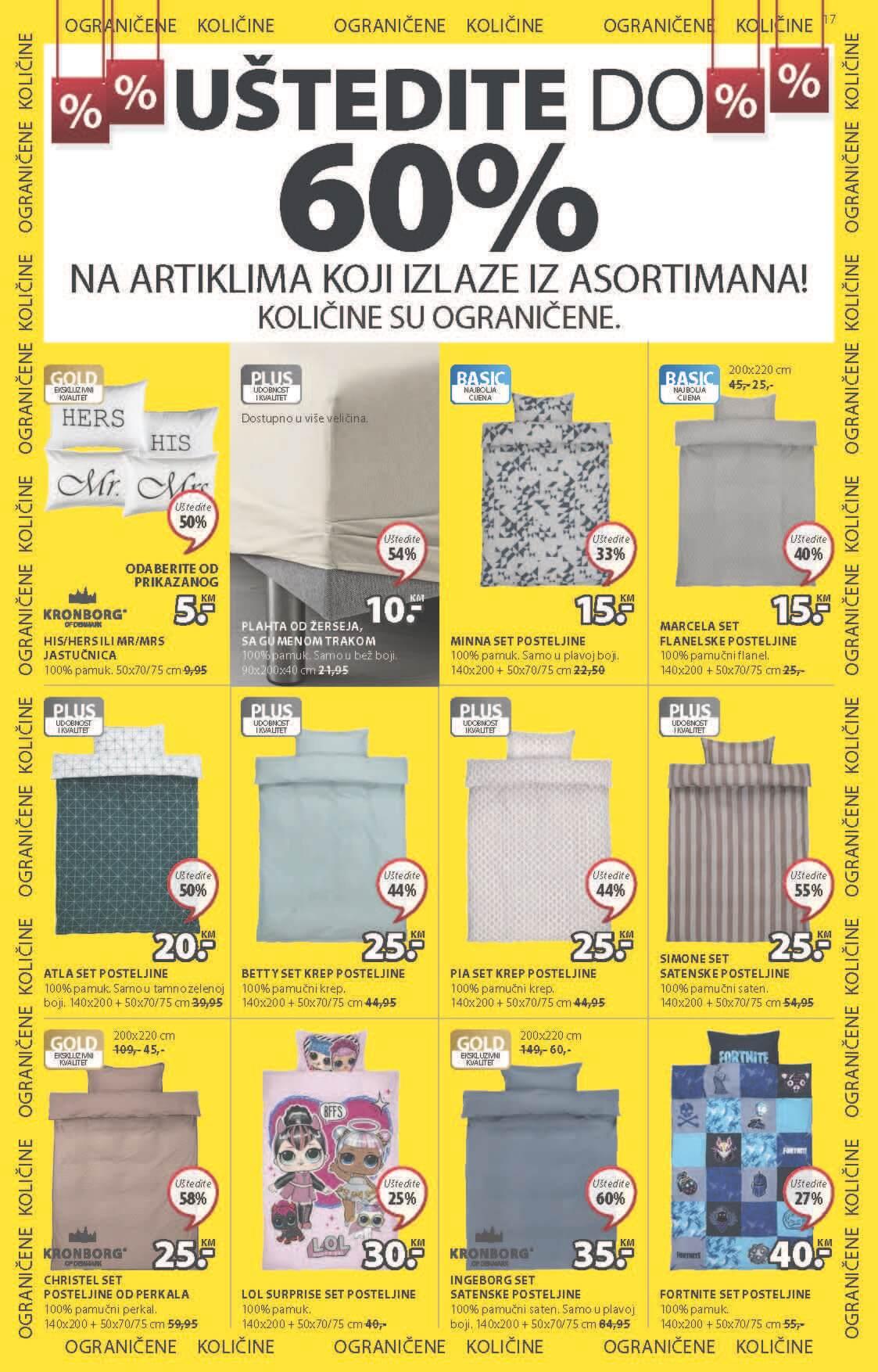 JYSK Katalog Akcijska rasprodaja JUN 2021 03.06. 16.06 eKatalozi.com PR Page 18