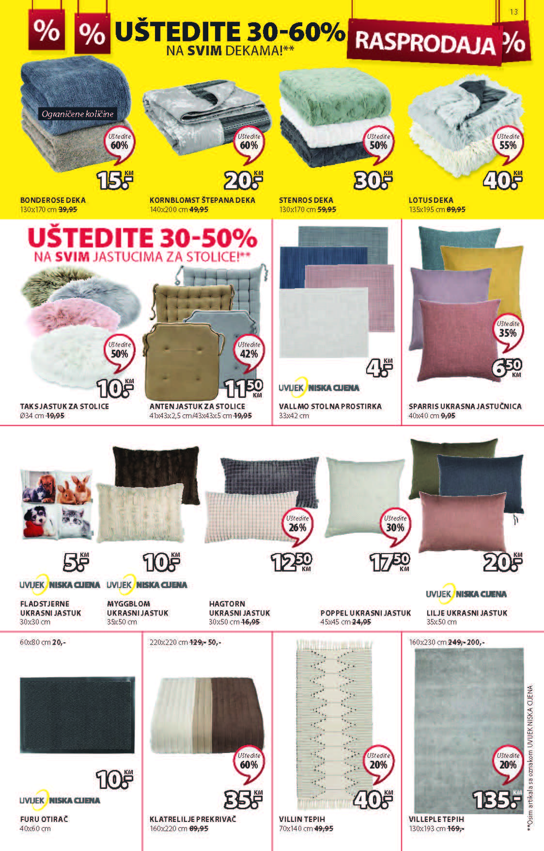 JYSK Katalog Ljetna RASPRODAJA JUN 2021 17.6. 30.6. ekatalozi.com PR Page 14