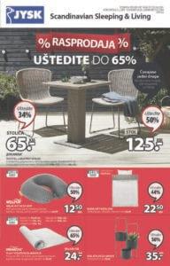 JYSK Katalog Sedmicna ponuda JUN 2021 10.06. 23.06. Page 02