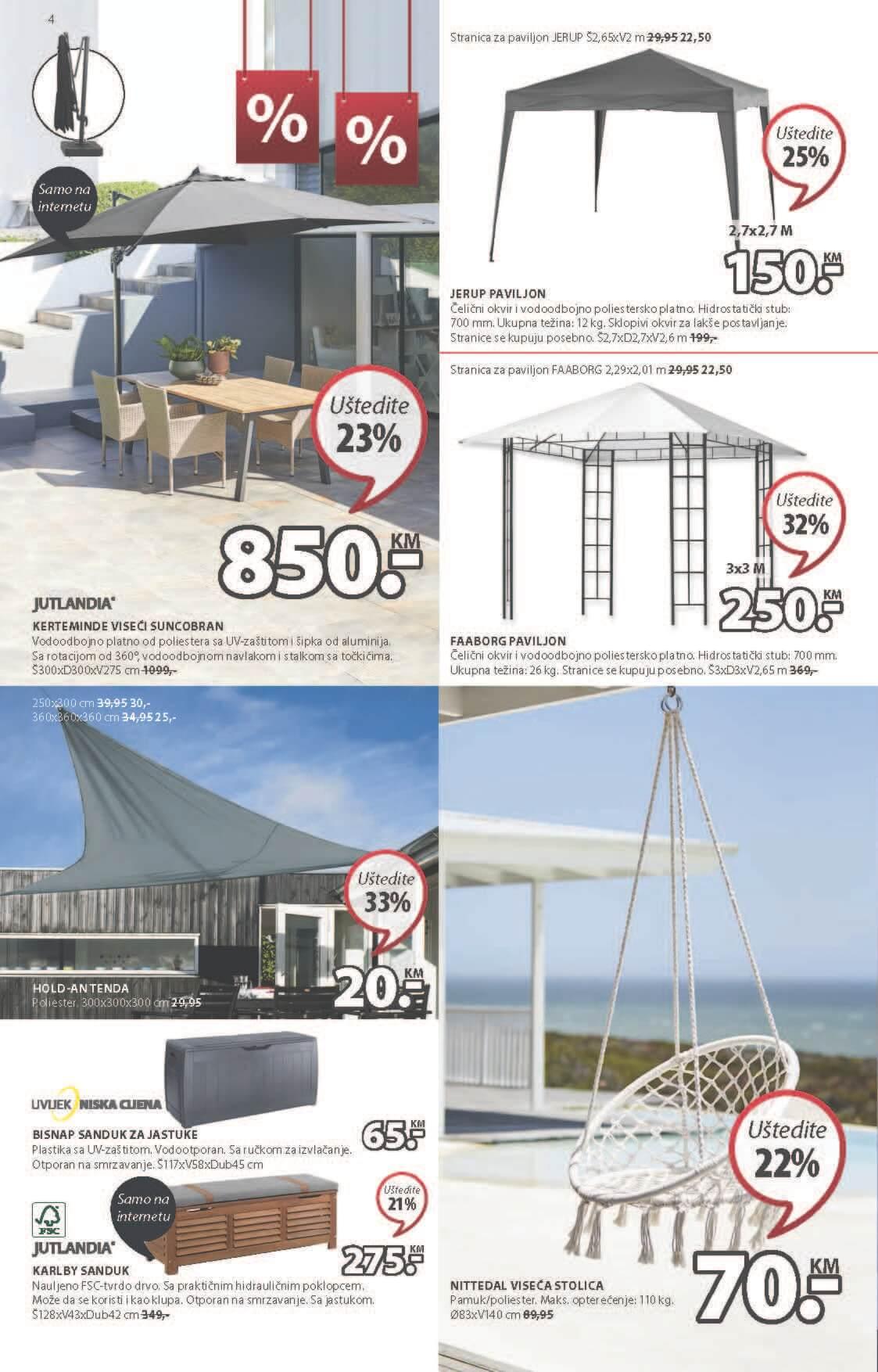 JYSK Katalog Sedmicna ponuda JUN 2021 10.06. 23.06. Page 05