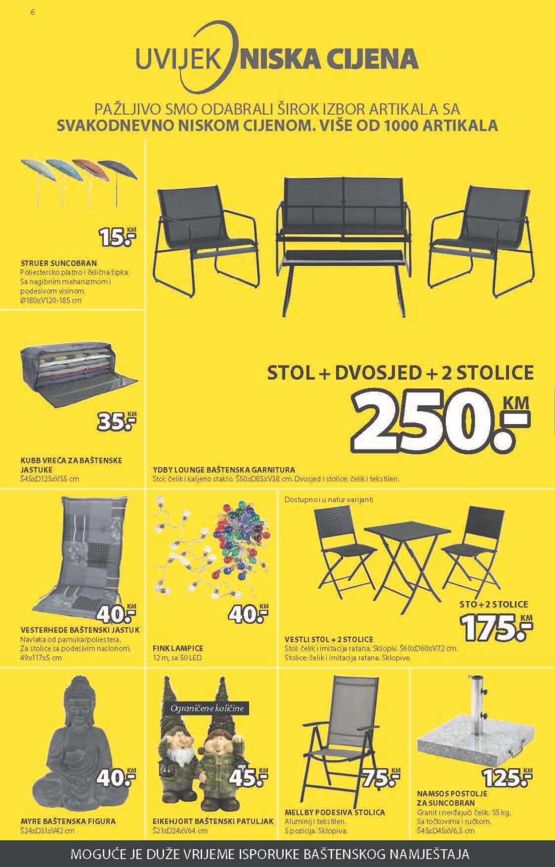 JYSK Katalog Sedmicna ponuda JUN 2021 10.06. 23.06. Page 07