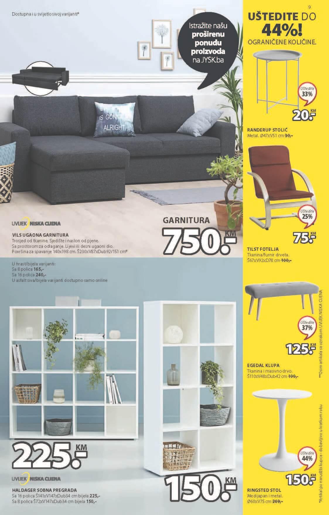 JYSK Katalog Sedmicna ponuda JUN 2021 10.06. 23.06. Page 10