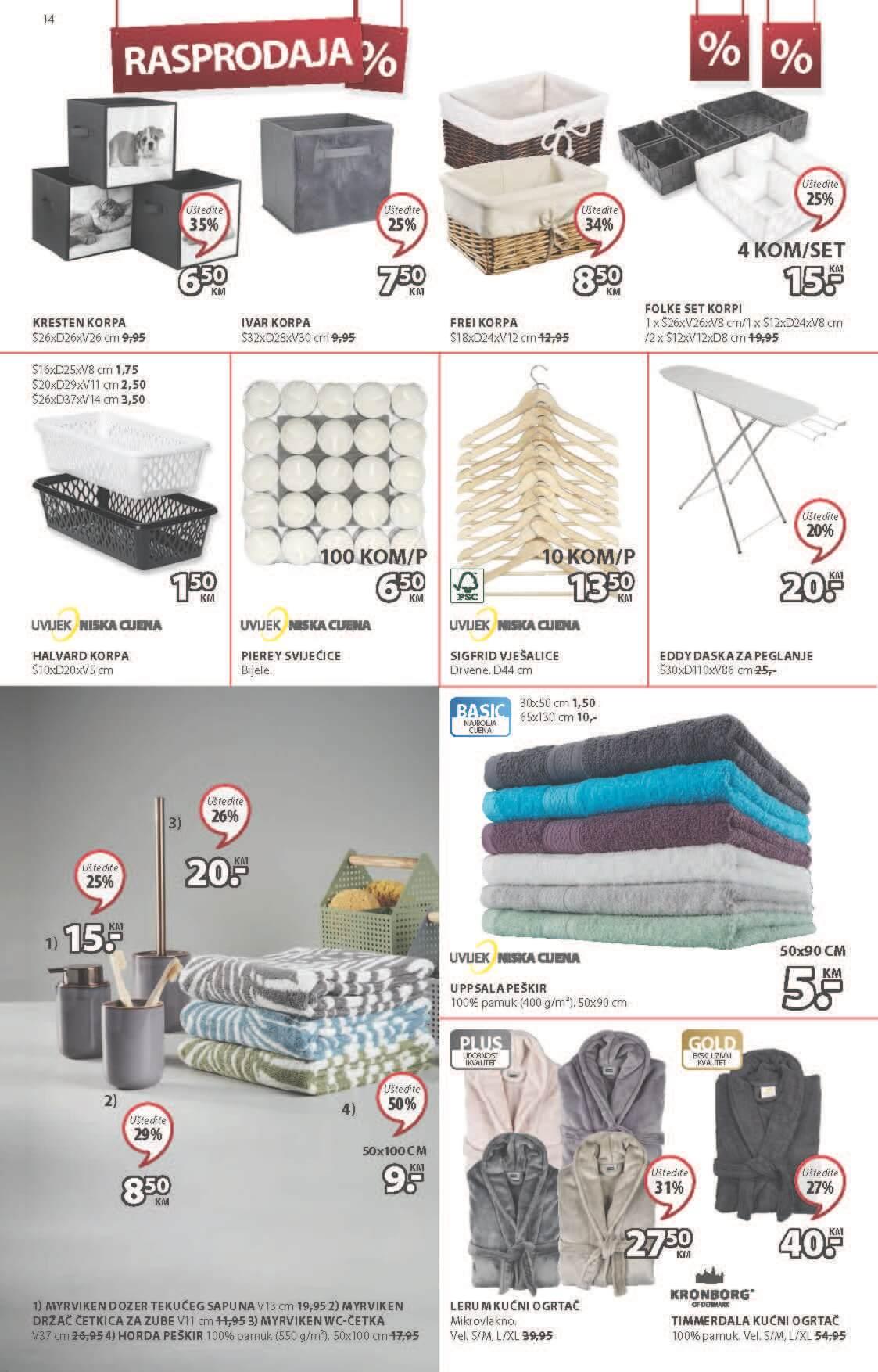 JYSK Katalog Sedmicna ponuda JUN 2021 10.06. 23.06. Page 15
