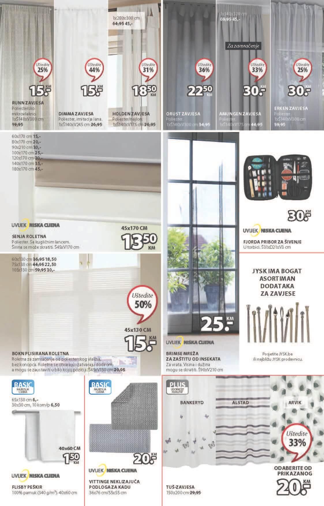 JYSK Katalog Sedmicna ponuda JUN 2021 10.06. 23.06. Page 16