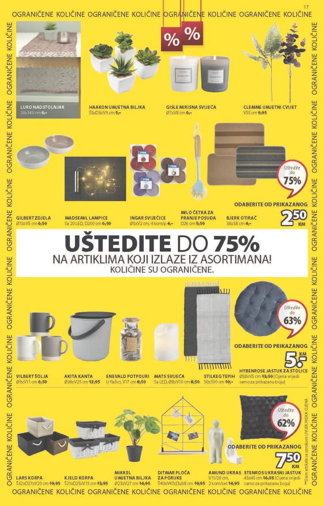 JYSK Katalog Sedmicna ponuda JUN 2021 10.06. 23.06. Page 18