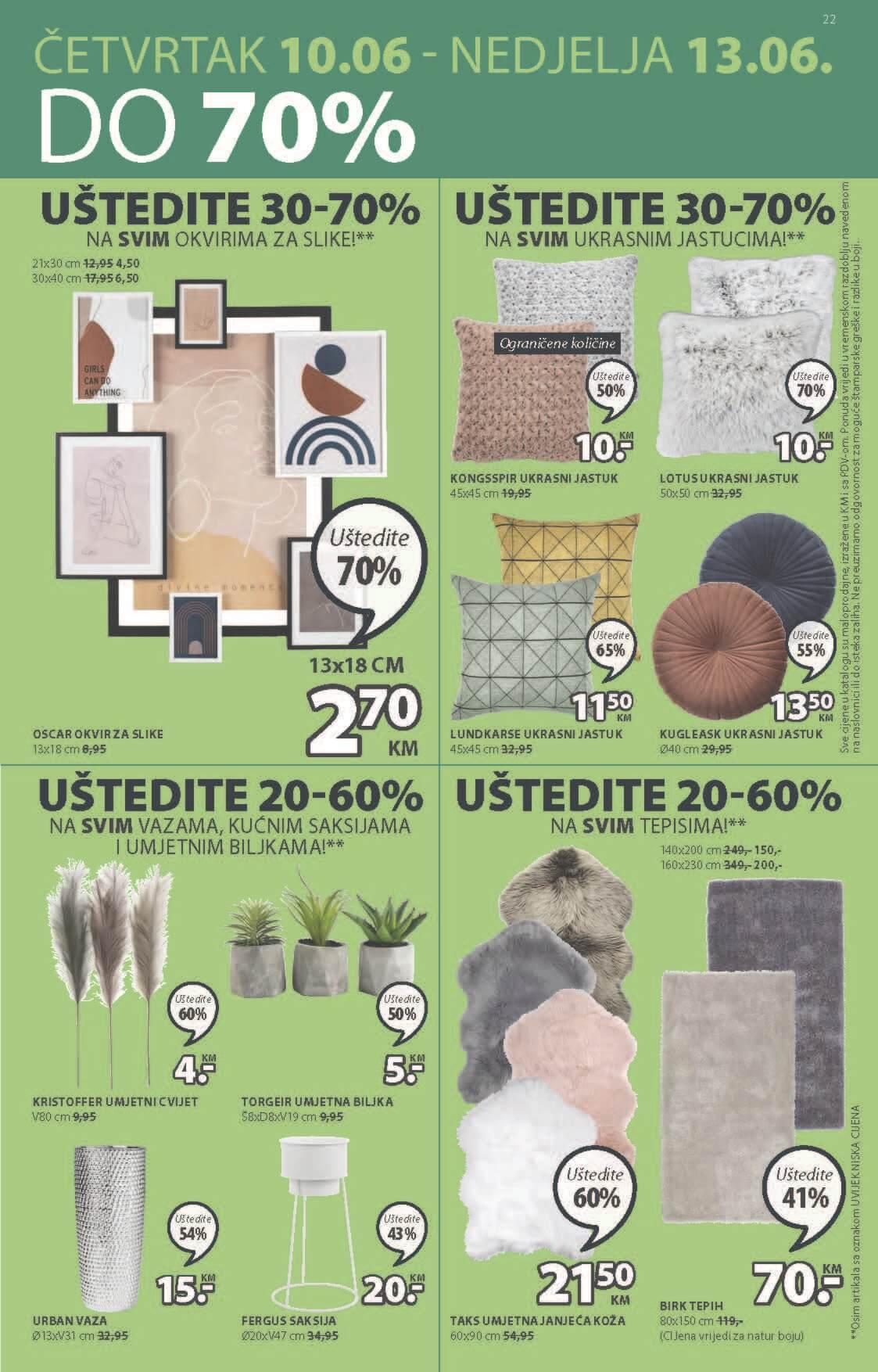 JYSK Katalog Sedmicna ponuda JUN 2021 10.06. 23.06. Page 24