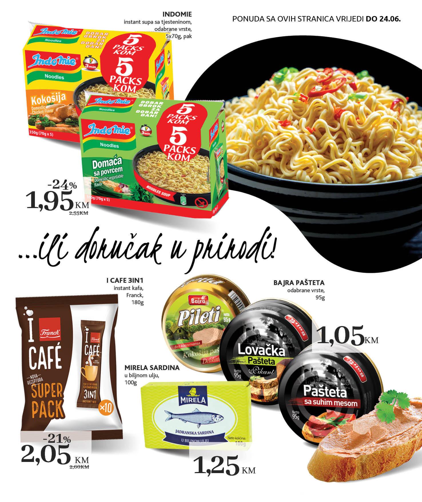 KONZUM Katalog Za boravak u prirodi JUN i JUL 2021 14.6. 14.7. eKatalozi.com PR Page 05