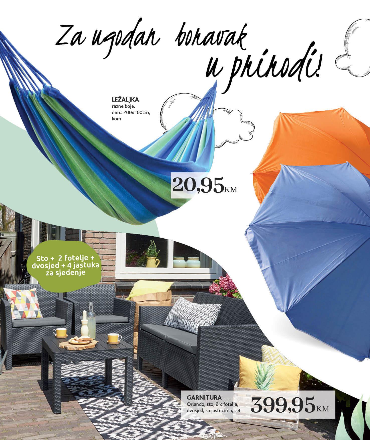 KONZUM Katalog Za boravak u prirodi JUN i JUL 2021 14.6. 14.7. eKatalozi.com PR Page 16