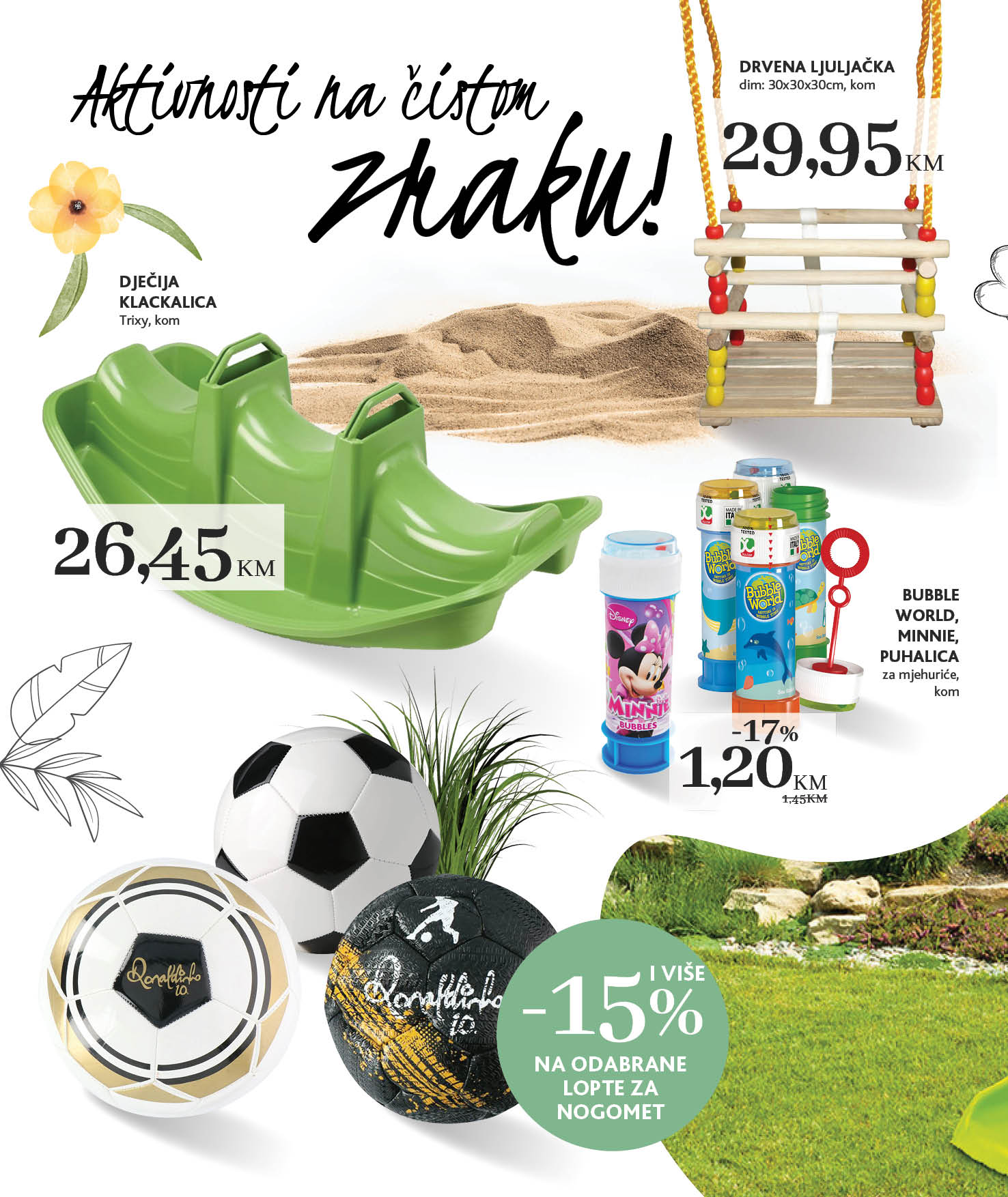 KONZUM Katalog Za boravak u prirodi JUN i JUL 2021 14.6. 14.7. eKatalozi.com PR Page 18