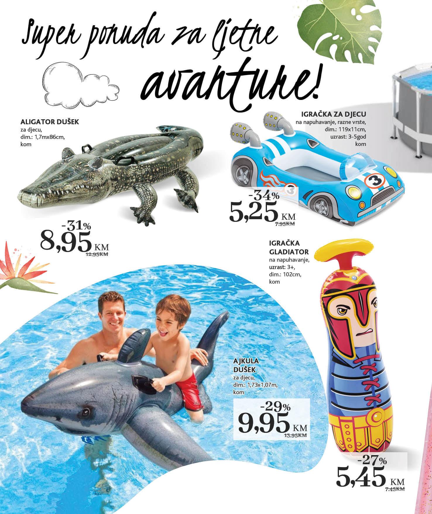 KONZUM Katalog Za boravak u prirodi JUN i JUL 2021 14.6. 14.7. eKatalozi.com PR Page 22