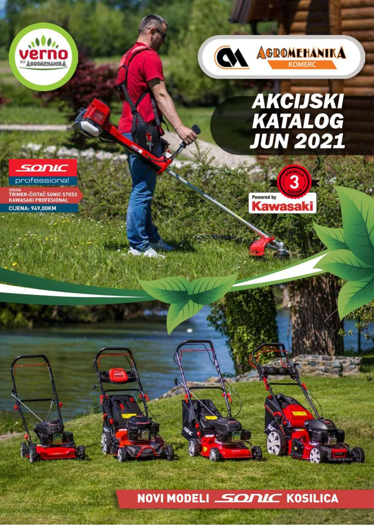Verno Agromehanika Akcijski Katalog JUN 2021 eKatalozi.com PR Page 01